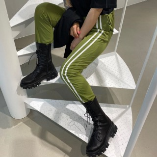 Daily line jogger pants