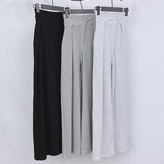 High cotton pants